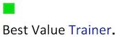 Best Value Trainer